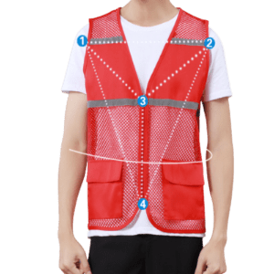 Reflective Vest Jacket