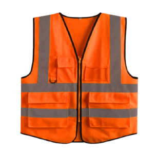 Contraction Reflective Vest