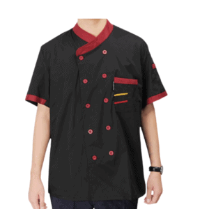 Short Sleeve Waiter's Uniform