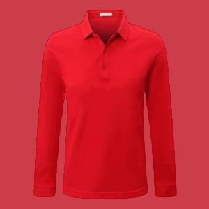 Long Seleeve Polo Shirt
