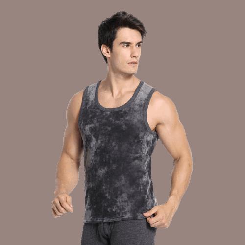 Men's Velvet Vest