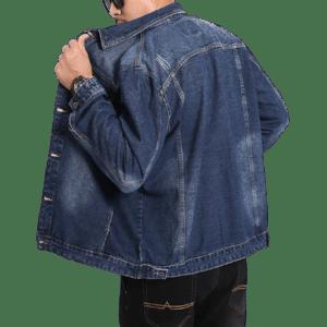 Men's Jeans Coat