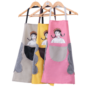 Lady's Embroider Apron