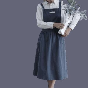 Women's Apron Dress