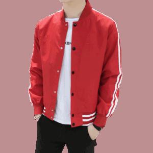 Loose Sports Jacket
