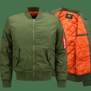 Men's Flight Jacket