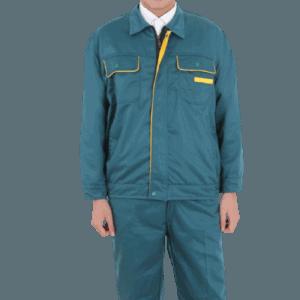 Work Suit Long Sleeve