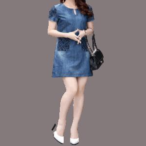 Women's Jeans Dress