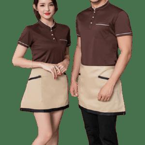 Waiter Shirt Short Aleeve