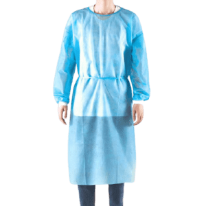 Protective Clothing Blue