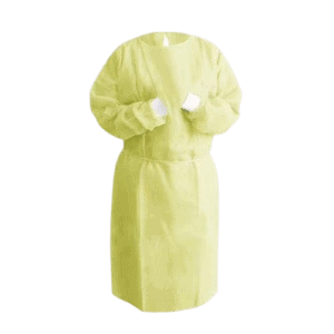 Disposable Gown Yellow