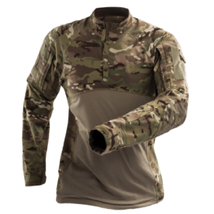 Camouflage Shirt Long Sleeve