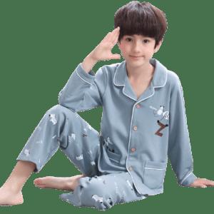 Boy's Cotton Pajamas