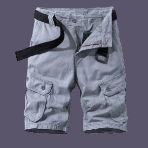 Men's Cotton Pirate Shorts