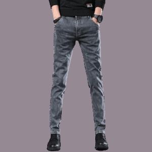 Men's Gray Jeans