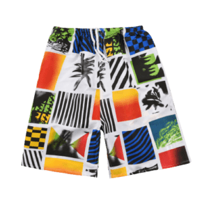 Men's Boardshort With Pattern