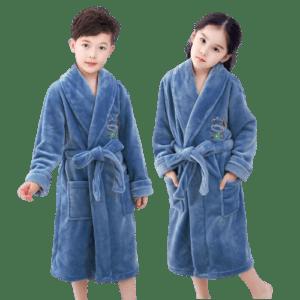 Children's Flannel Nightgown