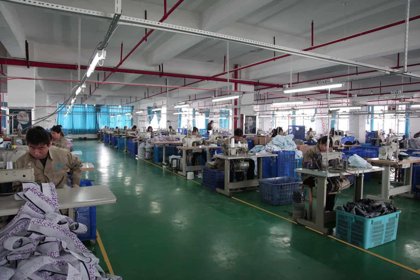 Shanghai Fumao Clothing Co.,LTD.