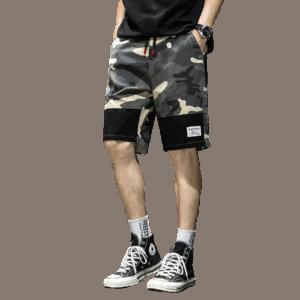 Men's Pirate Shorts