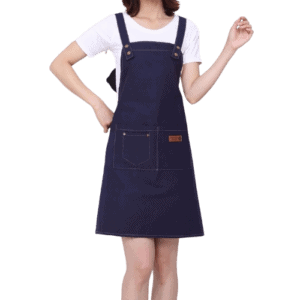 Women's Jeans Fabric Apron
