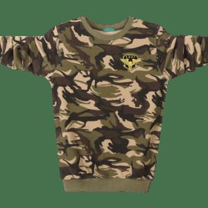 Army Sweater Long Sleeve
