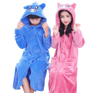 Children's Hooded Nightgown