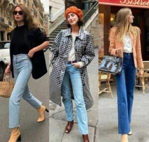 straight leg jeans 8