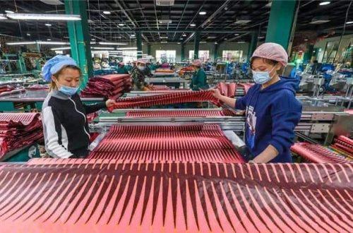 Chinese Garment Factory 3