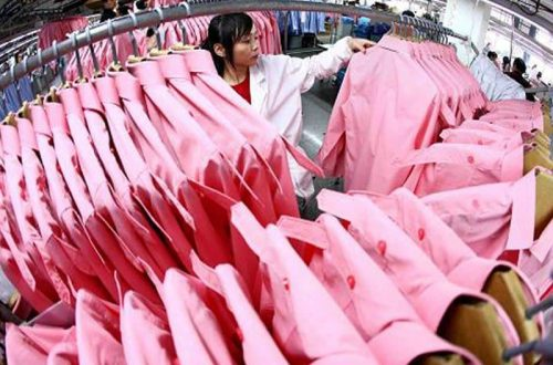 Chinese Garment Factory
