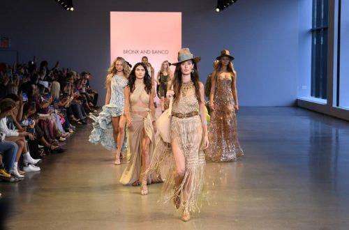 Bronx & Banco Runway September 2019 New York Fashion Week: The Shows