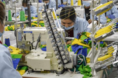Xinjiang Garment Factory 4
